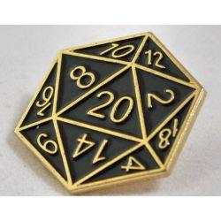 Pin T20 Guld