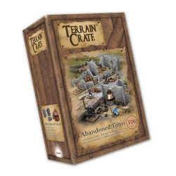 Abandoned Town, Terrain Crate