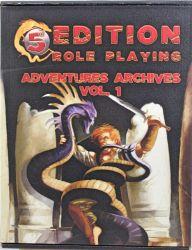 5th Ed Adventures: Adventures Archives Vol.1