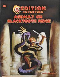 5th Ed Adventures: A1 - Assault on Blacktooth Ridge