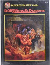 Dungeon Masters Guide ADD