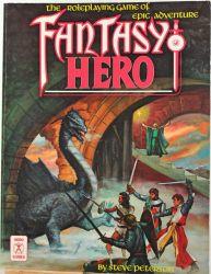 Fantasy Hero First Edition