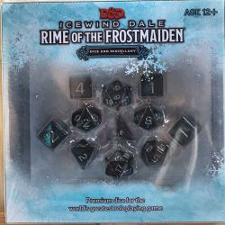 Icewind Dale - Rime of the Frostmaiden - Dice and Miscellany