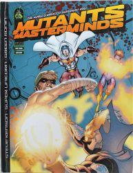 Mutants & Masterminds revised
