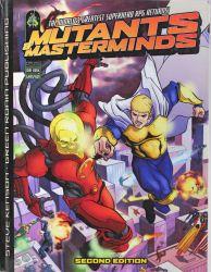 Mutants & Masterminds 2ed Edition