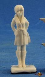 Agatha Fox, female spy