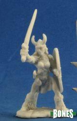 Ingrid, Female Viking Warrior
