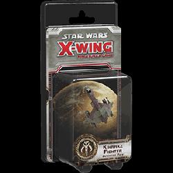 Kihrax Fighter (Begagnad, EJ Orginal förpackning)