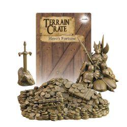Hero´s Fortune, Terrain Crate