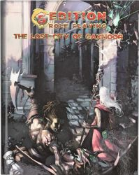 5th Ed Adventures: The Lost City of Gaxmoor