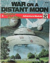 War on a Distant Moon