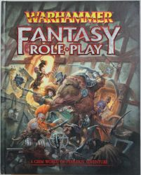 Warhammer Fantasy Roleplay 4th Core Rule