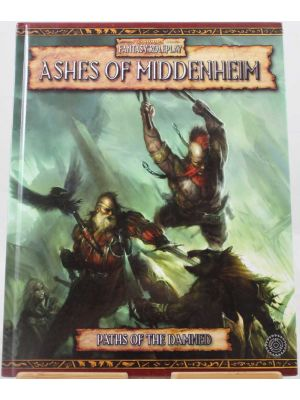 Ashes of Middenheim | Warhammer Fantays Roleplay