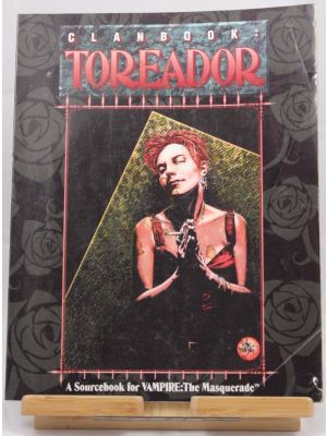 Clanbook: Toreador