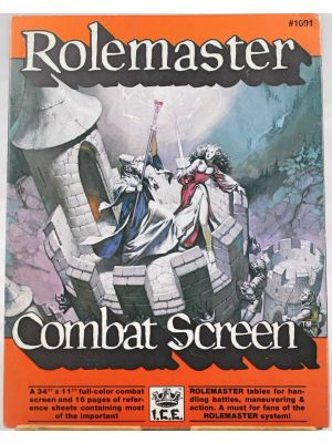 Combat Screen