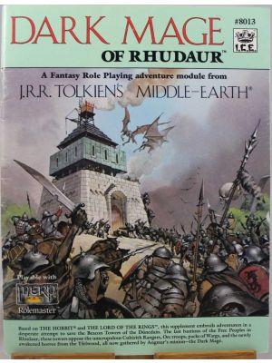 Dark Mage of Rhudaur