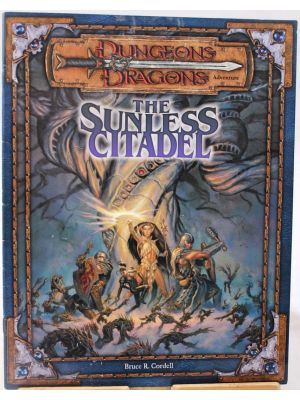 The Sunless Citadel