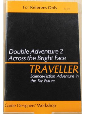 Double Adventure 2: Mission on Mithril / Across the Bright Face