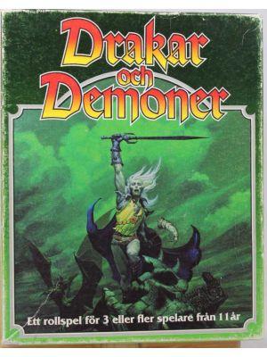 Drakar och Demoner -91