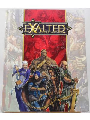 Exalted Second Edition