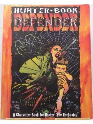 Hunter-book: Defender till Hunter the reckoning från White Wolf