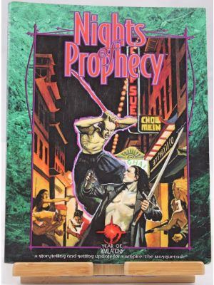 Nights of Prophecy