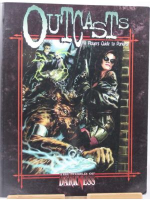 Outcasts A Players Guide to Pariahs