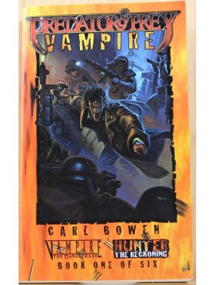 Predator & Prey: Vampire