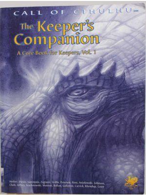 The Keeper's Companion