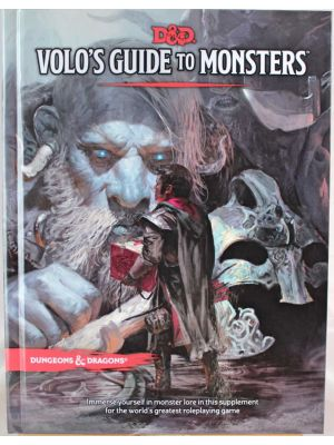 Volo´s Guide to Monsters