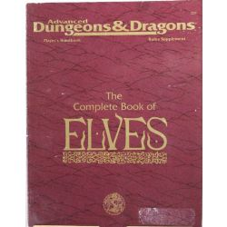 The Complete Book of Elves
