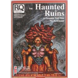 The Haunted Ruins