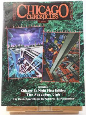 Chicago Chronicles Vol 1