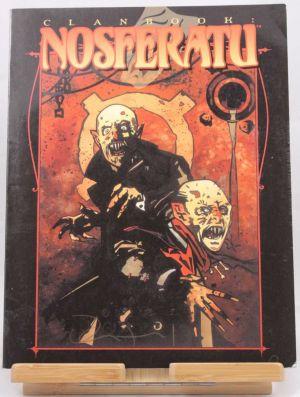 Clanbook: Nosferatu Rev