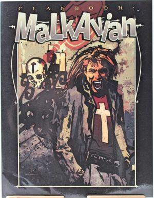 Clanbook: MaLkAvian Rev