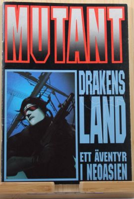 Drakens Land till Mutant från Äventyrsspel