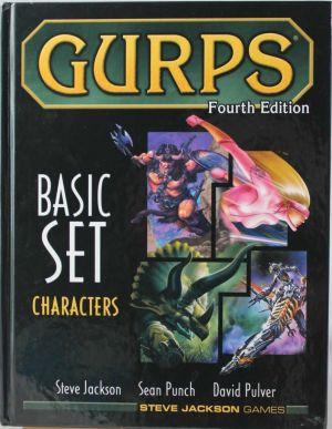 Basic Set Characters