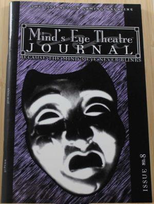 Minds Eye Theatre Journal, Issue 8