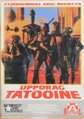 Uppdrag Tatooine