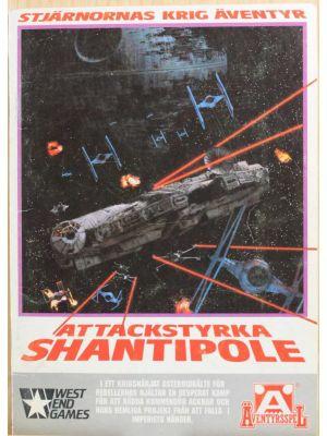 Attackstyrka Shantipole