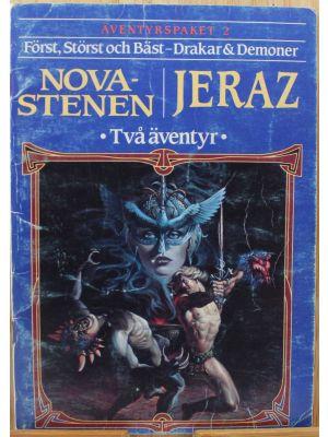 Äventyrspaket 2: Novastenen och Jeraz