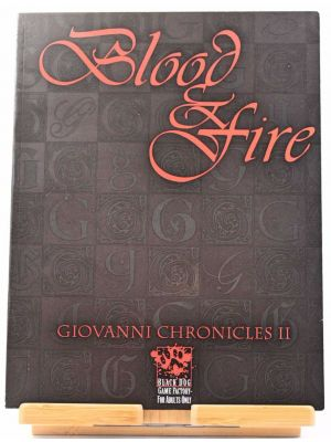 Blood & Fire Giovannie Chronicles 2 | White Wolf