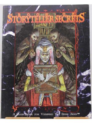 Book of Storyteller Secrets