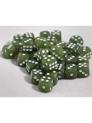 Grön pärlemo, 36st T6