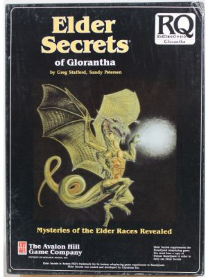 Elder Secrets of Glorantha