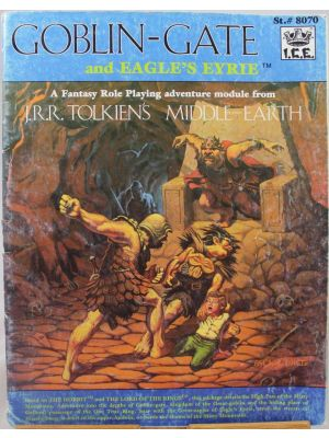 Goblin-gate and Eagles Eyrie