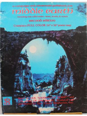 Middle earth guidebook
