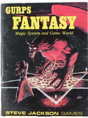 Fantasy Magic System and Game World