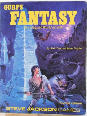 Fantasy Second Edition