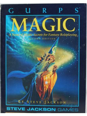 Magic Second Edition